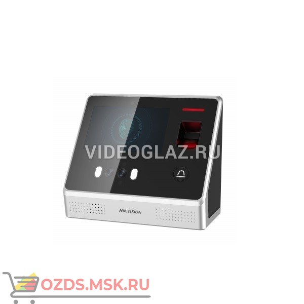 Hikvision DS-K1T605MF-B Считыватель биометрический