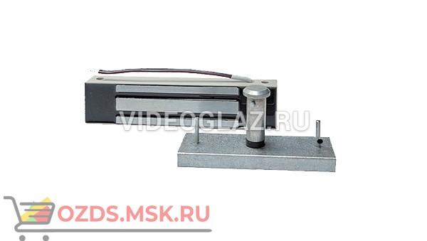 AccordTec ML-180K(серый, с планкой) Замок электромагнитный