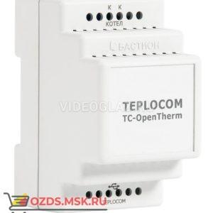 СКАТ Teplocom TC-OpenTherm Система управления водоснабжением AquaBast