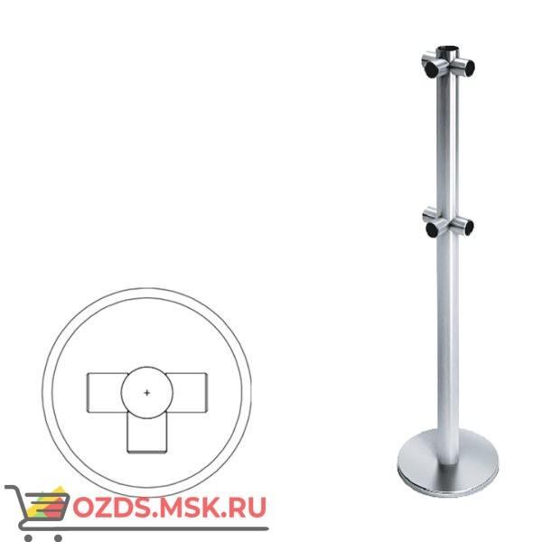 Oxgard Стойка ограждения T-образная передвижная(ВЗР 2442.04) Дополнительный элемент для ограждения