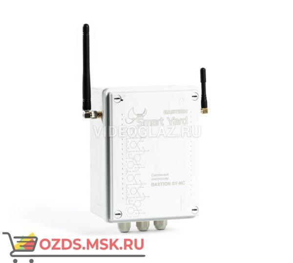 СКАТ Системный контроллер BASTION SY-NC Система Умный двор