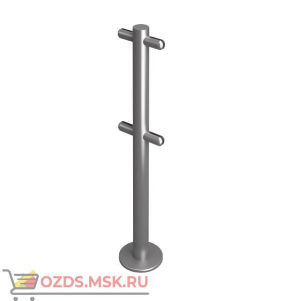 Oxgard Стойка ограждения под стекло i-образная h=800мм(ВЗР 2462-00.02-06) Дополнительный элемент для ограждения