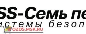 Семь печатей TSS-2000 Интеграция с системой БОСС-Кадровик ПАК СКУД TSS-2000