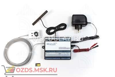 Кситал GSM-12M Кситал - GSM система контроля и управления котлом