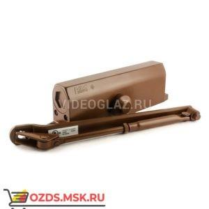 Нора-М Доводчик №5S (до 160кг) (коричневый) Стандартный доводчик