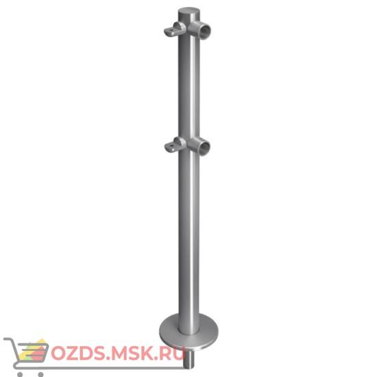 Oxgard Стойка ограждения съемная L-образная с 2-мя полупетлями слева(ВЗР 1996Р.20-03) Дополнительный элемент для ограждения