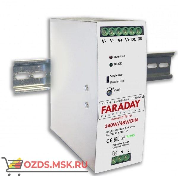 FARADAY 240W48VDIN Источник питания 48В