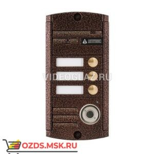 Activision AVP-453(PAL)TM (медь) Вызывная панель видеодомофона