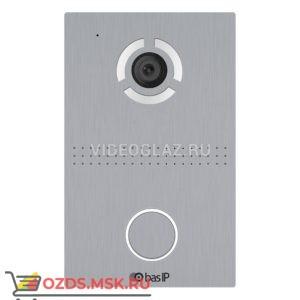 BAS-IP AV-03D SILVER Вызывная панель IP-домофона