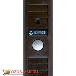 Activision AVP-506(PAL) (коричневый) Вызывная панель видеодомофона