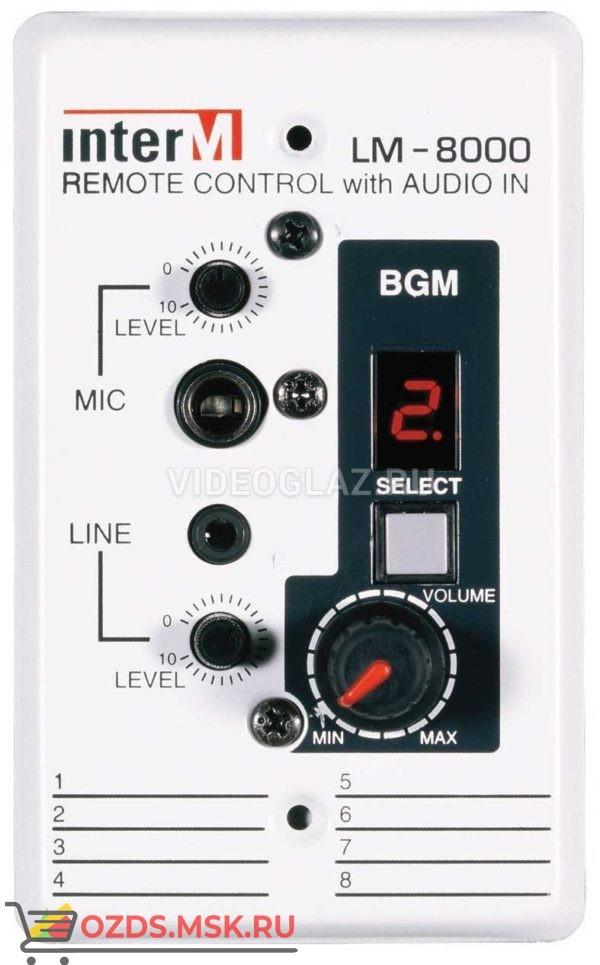 Inter-M LM-8000 Дополнительное оборудование