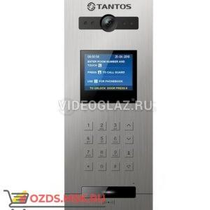 Tantos EasyBuild Вызывная панель IP-домофона