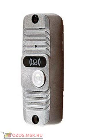 JSB-Systems JSB-V05ME PREMIUM PAL (серебро) AHD Вызывная панель видеодомофона