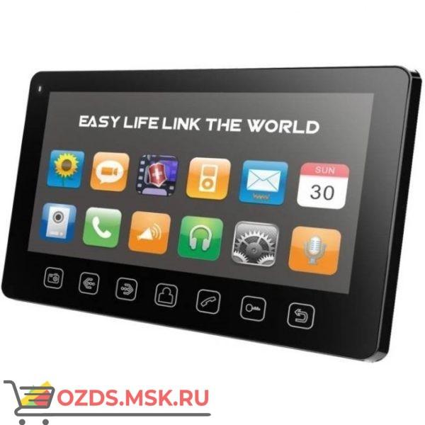 Tantos Prime Slim VZ(black) Сопряженный видеодомофон