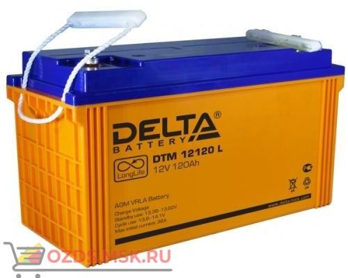 Delta DTM 12120 L Аккумулятор