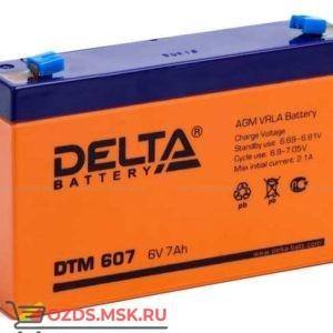 Delta DTM 607 Аккумулятор