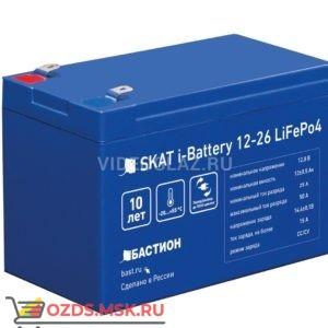СКАТ Skat i-Battery 12-26 LiFePo4 Аккумулятор