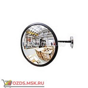 Зеркало для помещений круглое с гибким кронштейном d-800 мм Зеркало сферическое обзорное