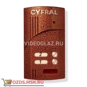 Цифрал M-2.1М(с коммутатором) Вызывная панель аудиодомофона