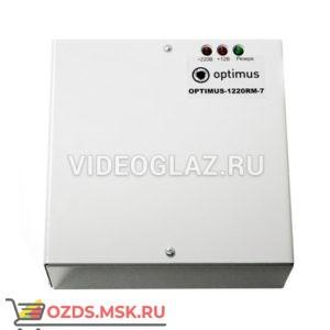 Optimus 1230RM-7 Источники бесперебойного питания до 12В