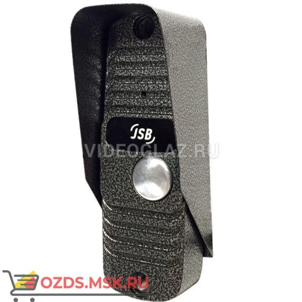 JSB-Systems JSB-V05M PREMIUM PAL (серебро) Вызывная панель видеодомофона