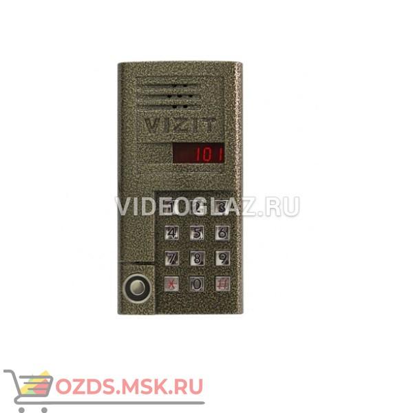 VIZIT БВД-SM101T Вызывная панель аудиодомофона