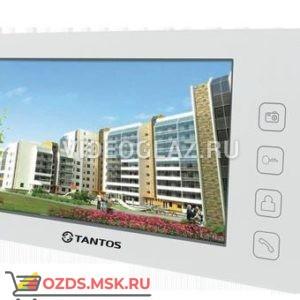 Tantos Prime white Монитор видеодомофона с памятью