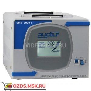 RUCELF SDF.II-9000-L Стабилизаторы напряжения