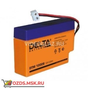 Delta DTM 12008 Аккумулятор