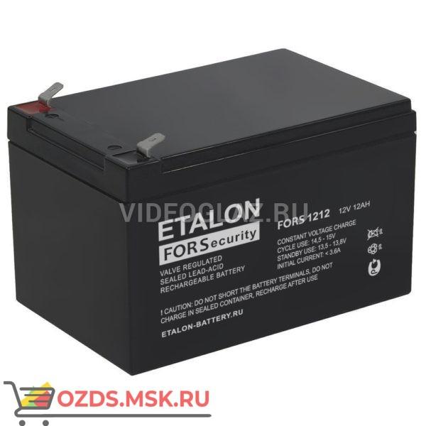 ETALON FORS 1212 Аккумулятор