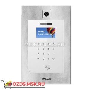 BAS-IP AA-11BV Silver Вызывная панель IP-домофона