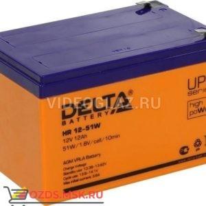 Delta HR 12-51 W Аккумулятор