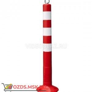 Столбик гибкий 750мм с креплением для цепи Гибкий столбик