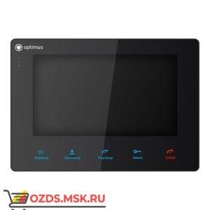 Optimus VM-7S(черный) Монитор видеодомофона