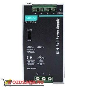 MOXA DR-120-24 Источник питания 24В