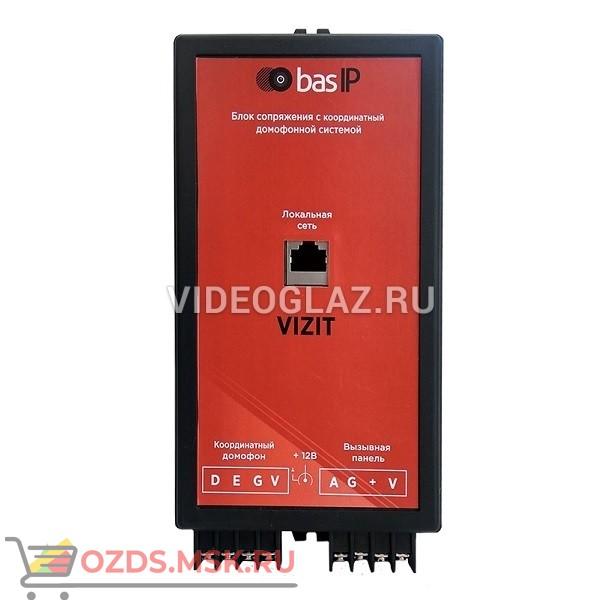 BAS-IP-Vizit 400 Дополнительное оборудование