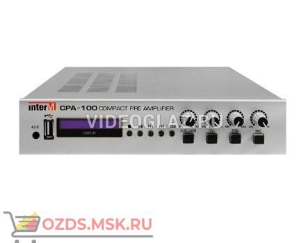 Inter-M CPA-100 Звуковая система