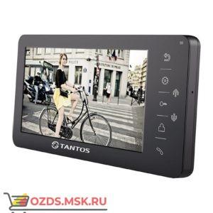 Tantos Amelie VZ(black) Сопряженный видеодомофон