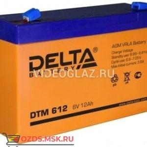 Delta DTM 612 Аккумулятор