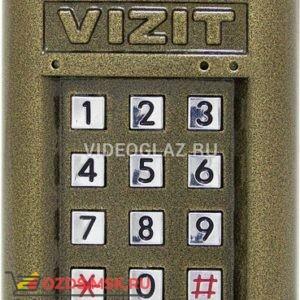 VIZIT БВД-314ТCP Вызывная панель видеодомофона