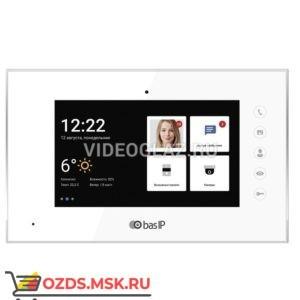 BAS-IP AQ-07L WHITE Монитор IP-домофона
