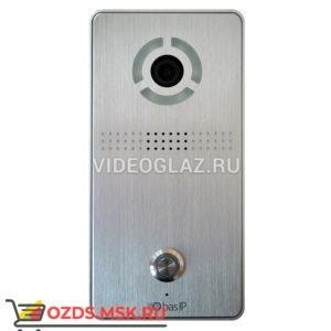BAS-IP AV-04SD SILVER Вызывная панель IP-домофона