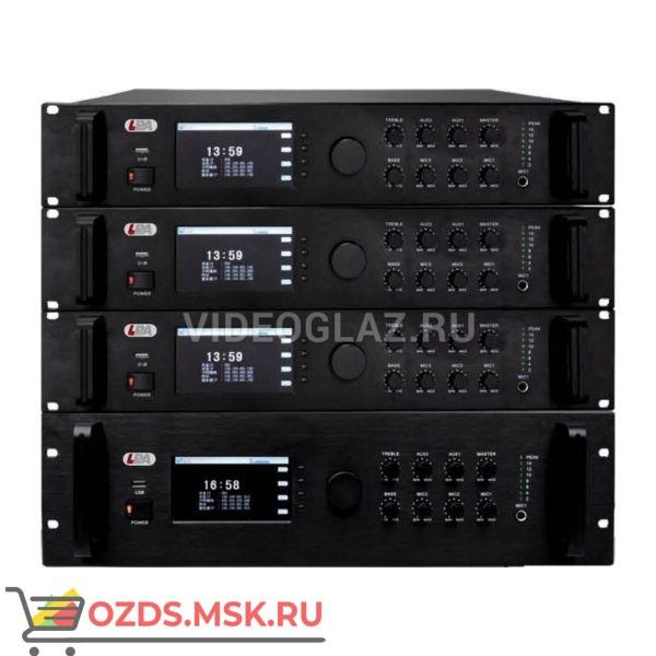 LPA-2301NBS-350W Базовое оборудование IP-трансляции