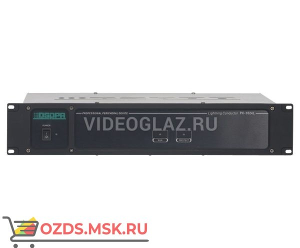 DSPPA PC-1024L Стоечное оборудование серии PC