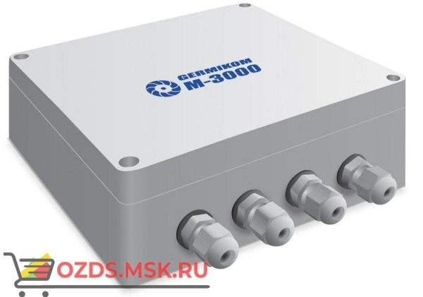Germikom M-2000 Источник питания до 12В