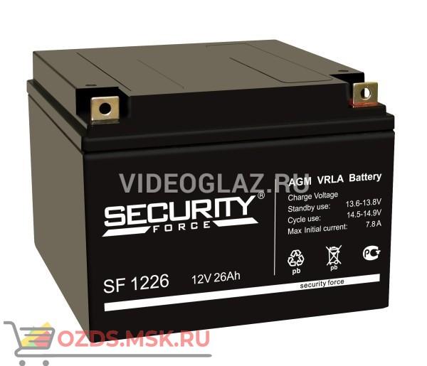 Security Force SF 1226 Аккумулятор