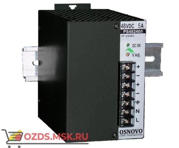 OSNOVO PS-48240I Источник питания 48В