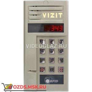 VIZIT БВД-343FCPL Вызывная панель видеодомофона