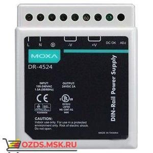 MOXA DR-4524 Источник питания 24В