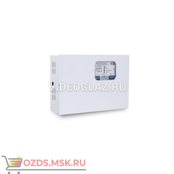К-Инженеринг БИРП-AUTO 2412-4,0 Источник бесперебойного питания 24В